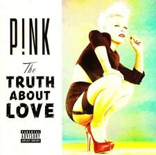 PINK – THE TRUTH ABOUT LOVE (NEW/SEALED) CD