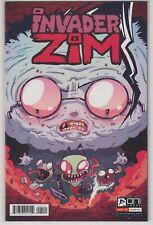 Invader Zim #1 (Oni Press) Variant Cover by Jhonen Vasquez