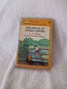 The house at pooh corner A.A. Milne Vintage 1970