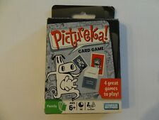 Pictureka Card Game - Ages 6 & Up - Sealed Cards!    New in Box