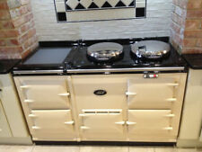 Fully Renovated 4 Oven Post 74 Deluxe Aga Cooker Natural Gas  with Balanced Flue