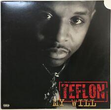 Teflon (M.O.P.) - My Will (NM) (RARE) (1997 - Vinyl LP US Pressing)