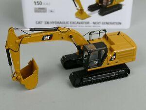 Caterpillar 336 Next Generation Excavator   Diecast Masters 85586  1:50 Scale
