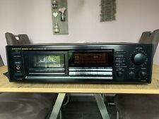 Onkyo TA-2870 Integra Stereo  3-Kopf 3-Motor High-End Tapedeck Kassettendeck