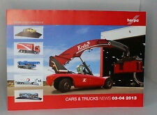 Herpa Cars & Trucks News 03-04 2013