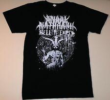 ANAAL NATHRAKH T-Shirt Impaled Nazarene Benighted Isacaarum Gr.M ***NEUWERTIG***