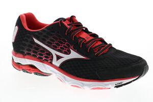 Mizuno Wave Inspire 11 R510B60 Womens Black Mesh Athletic Running Shoes 8