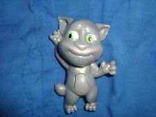 2016 Mcdonalds Curious Talking Tom Grey Cat #2
