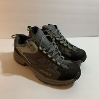 Vasque Women's Velocity Trail Runner Hiking Walking Shoes Size 9M Gray Sage