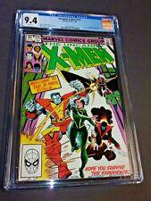 Uncanny X-Men # 171 (7/83) CGC Comic Book 9.4 NM WP Rogue joins the X-Men