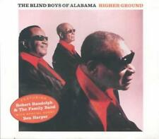 THE BLIND BOYS OF ALABAMA - HIGHER GROUND USED - VERY GOOD CD