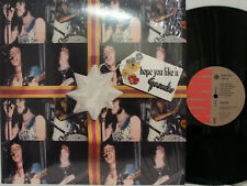 GEORDIE - Hope You Like It LP (RARE Reissue by LILITH w/CD, Brian Johnson)