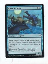 Magic: MTG: Amonkhet: Foil: River Serpent