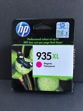 HP 935XL Magenta Original Ink Cartridge sealed EXPIRED Jan 2020