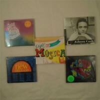 STARBUCKS COMPILATION CD ALBUM HUGE COLLECTION LOT of 5 NEW SEALED FREE SHIP LM
