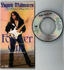 "YNGWIE MALMSTEEN Forever One /Brothers JAPAN 3"" CD PCDY-00122 Unsnapped Free S&H"