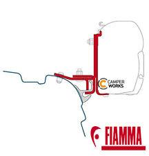FIAMMA F45S Adapter Kit for VW Brandrup Rail for VW T5/T6 Campervans | 98655-627