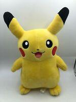 Pokemon Center 2016 Pikachu Plush Stuffed Toy Animal Doll Nintendo Game Freak
