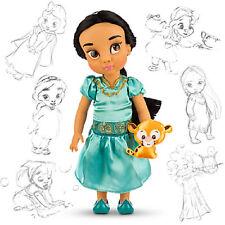 Disney Jasmin Puppe Animators Collection Doll NEU