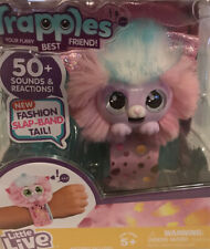 Wrapples Little Live Pets Pinx Brand New