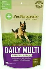 Pet Naturals of Vermont Daily Multi Vitamin for Dogs 30 Chews
