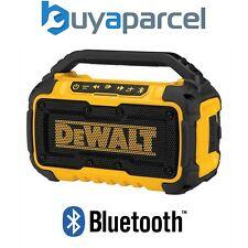 Alto-falante Dewalt DCR011 Bluetooth 10.8 12v 18v 54V flexvolt/XR-Bare Unidade