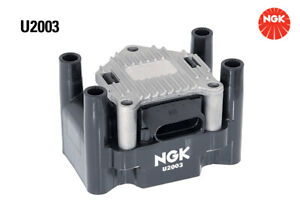 NGK Ignition Coil U2003 fits Volkswagen New Beetle 1.6 (9C), 2.0 (9C)