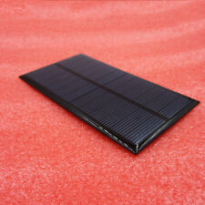 Hot 6V 1W Solar Panel Module DIY For Light Battery Cell Phone Toys Chargers