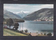 Zell am See gegen das Kitzsteinhorn Panoramakarte
