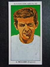 LE SOLEIL soccercards 1978-79 - ALAN MULLERY - ANGLETERRE #302