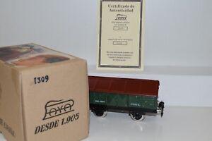 4815 Paya 1309 Zementwagen mit Märklin Kupplung Spur 0