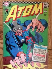 "The Atom #27 (DC, 1966); VG+ ""Beauty and the Beast Gang"" Time Pool Story"
