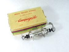 Campagnolo Record Hub Low Flange Rear 28H Italian thread 120mm 28 NOS