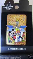 Disney WDW 30th Anniversary Mickey Mouse pop up w/card Pin