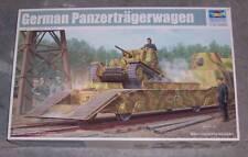 Trumpeter 1:35 #1508 German Panzertragerwagen     New