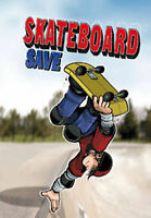 Skateboard Save (Sport Stories), Stevens, Eric, Very Good Book
