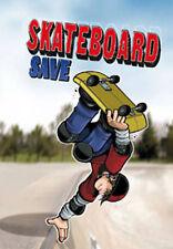 Stevens, Eric, Skateboard Save (Sport Stories), Very Good Book