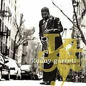 Songbook by Kenny Garrett (CD, May-1997, Warner Bros.) Japan Import Rare