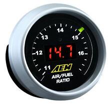 AEM Wideband 02 Air/Fuel UEGO Controller Gauge Kit Bosch 4.9 LSU Sensor 30-4110