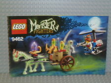 LEGO® Monster Fighters Bauanleitung 9462 The Mummy ungelocht instruction B4522