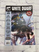 Games Workshop Warhammer 40k / Age of Sigmar White Dwarf Issue 452 March 2020 c3