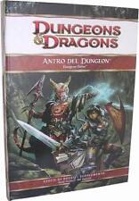MANUALE D&D 4ª EDIZIONE - ANTRO DEL DUNGEON (DUNGEON DELVE): D&D 4ª EDIZIONE