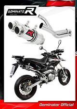 FMX 650 Exhaust GP I Dominator Racing silencer muffler 2005 - 2009