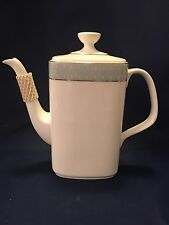 Royal Doulton ETUDE 4-Cup Coffee Pot with Lid - H5003 England