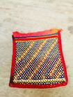Antique Hand Made Beads Fine Rare Tribal Lady Art Work Table Decorative