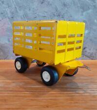 Tonka Toy  Vintage Farm Trailer Tonka Truck 55320