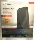 Netgear CM2050V-100NAS Nighthawk 2.5gbps Cbl Modem (cm2050v100nas)NEW,SEALED
