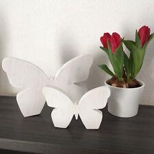 Frühlings Deko, Holz Deko, Schmetterling aus Holz,