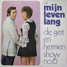 GERT & HERMIEN - MIJN LEVEN LANG  -  LP