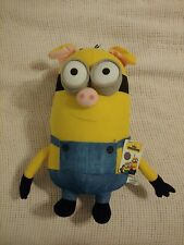 "Minion PIG Plush Stuffed Movie Figure Collectable Toy Despicable Me 15"" Tall"